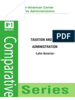CIAT. Taxation & Tax Administration