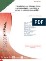 FISCO 2. Ene 12. TC Implicaciones Fiscales PF