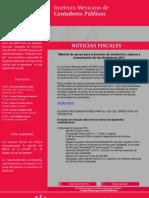 IMCP. Material Apoyo Dictamen Fiscal 2011
