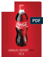 Coca Cola Annual Report 2011