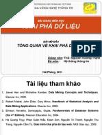 Chuong 0 - Khai Pha Du Lieu
