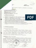 Programa Análisis Matemático I