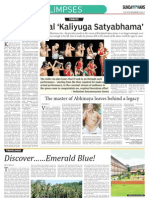 The Immortal Kaliyuga Satyabhama