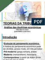 TEORIA DA TRIBUTAÇÃO TRABALHO PRONTO OK