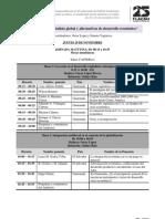 Programa EJE 2 Crisis Capitalista Global y Alternativas de Desarrollo