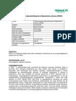 54 - Polineuropatia Desmielinizante Inflamatória Crônica (PDIC)