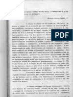 A TRANSFORMAÇÃO NO ESPAÇO URBANO EM SÃO PAULO   O ANARQUISMO E AS MUDANÇAS NO ESTADO NA PRIMEIRA REPÚBLICA