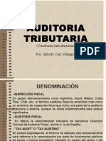 AUDITORIA TRIBUTARIA 2012