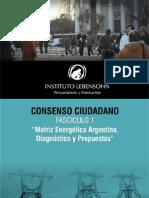 Consenso Ciudadano - Fasciculo 1