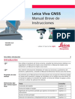 Leica Viva GNSS GettingStartedGuide Es