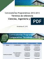 Socialización Centro Programáticas 2012-2013 7 nov v2