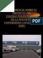 Est.metalica Polideportivo