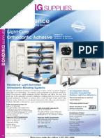 7.BONDINGOrtho Technology Dealer Product Catalog 2012