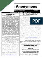 Idiots Anon Newsletter 39