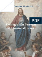P. Florentino Alcañiz - Consagración personal al Corazón de Jesús