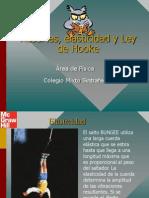 Resortes, Elasticidad y Ley de Hooke