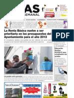Mijas Semanal nº506 Del 23 al 29 de noviembre de 2012