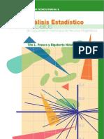 Analisis Estadistico de Datos Morfologia