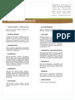 PROMISA – Glosario de minerales