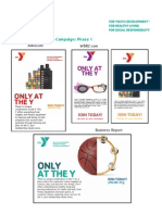 YMCA of the Capital Area : Ads