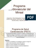 Programa Cardiovascular Del Minsal