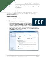 5.5.3 Lab 7 Administrative Tools