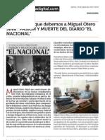 El Homenaje que debemos a Miguel Otero Silva