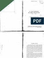 BAGU Sergio, El Plan Economico Rivadaviano (Scan)