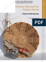USDA USFS Nursery Manual for Native Plants - A Guide for Tribal Nurseries - Nursery Management Nursery Manual for Native Plants by United States Department of Agriculture - U.S. Forest Service.pdf