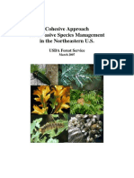 Cohesive Approach Invasive Species Management 2007 for Northeastern United States.pdf