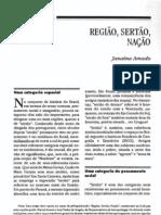 Região_Sertão_Nação J Amado