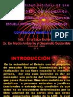 Exposicion Concesione Mineras II 2010