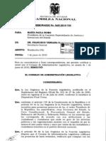 Ley Reformatoria a Al Lfl2 Proyecto Admision Cal