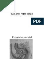 Tumores Retro-retais JORDANA