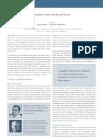 Phosphate Control in Renal Disease