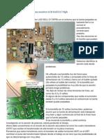 Reparación monitor LCD Dell E173fpb Transistores inverter.pdf
