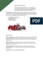 Clasificación de los aceites lubricantes según su origen