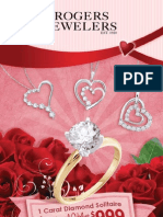 Rogers Jewelers Valentine's Day Catalog
