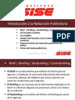 Redacción Publicitaria - Semana 01