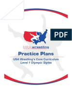 Olympic Styles Level 1 Practice Plan