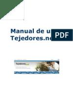 Manual de Uso Tejedores.net