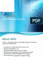 1AKAL Online Technical Support