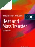 Heat & Mass Transfer by Hance & Kurl