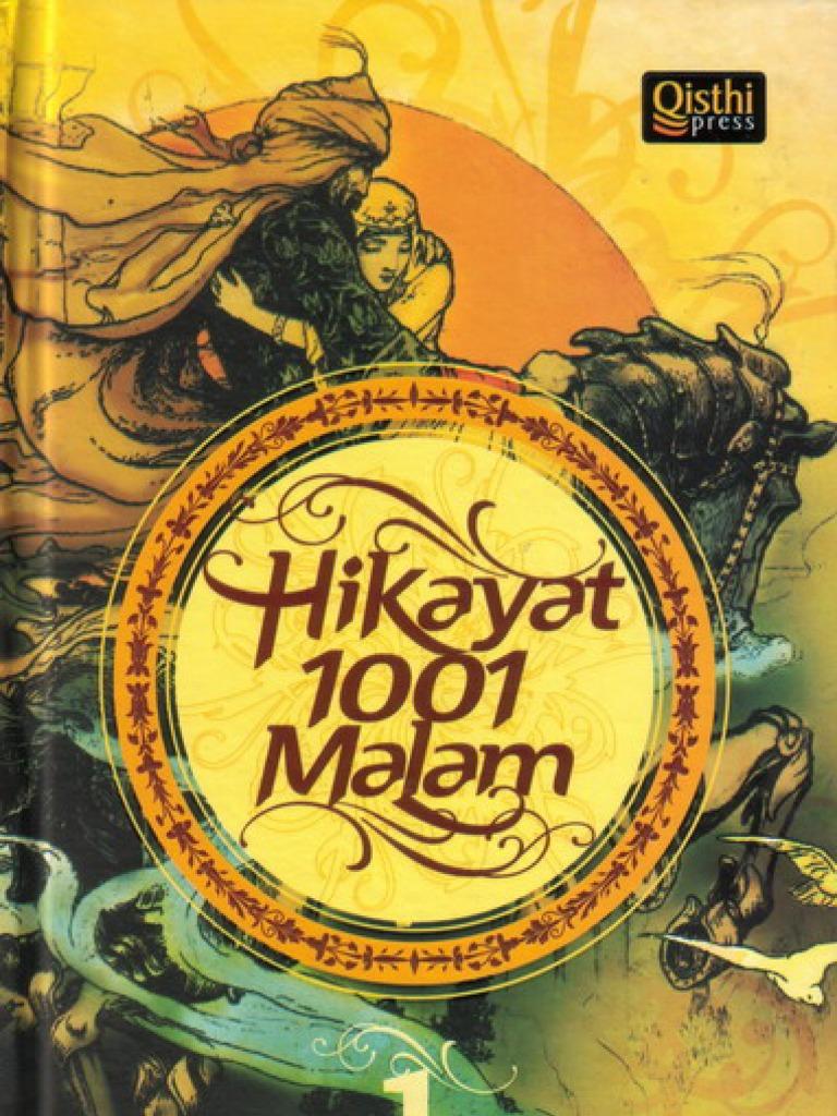 Ebook Hikayat 1001 Malam