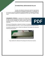 Ultrasonido Industrial Deteccion de Fallas