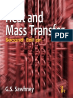 Heat & Mass Transfer by G.S.shwhney