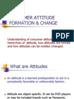 Consumer Attitude Formation Change[1]