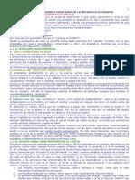 UNIDAD 7.PROBLEMAS DE LA METAFÍSICA OCCIDENTAL