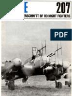 Messerschmitt Bf 110 Night Fighters