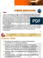 Consumer Behavior2011